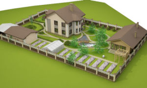 Регистрация построек на земельном участке