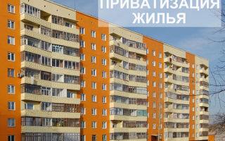 Особенности приватизации муниципальной квартиры