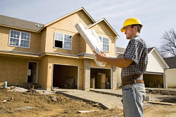 Имущественный вычет при строительстве дома своими силами: документы