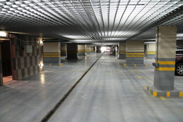 Договор аренды подземного паркинга между физическими лицами