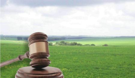 аренда земли через суд