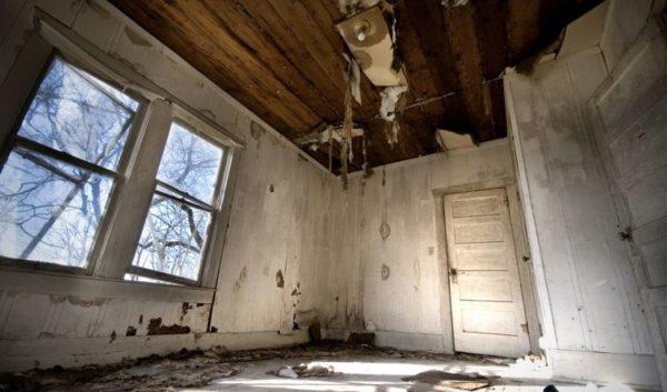 Бесплатное жиль дают в обмен на справку об аварийности дома