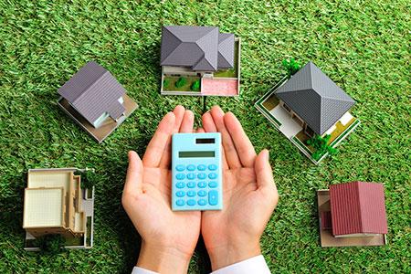 Способы оплаты земельного налога