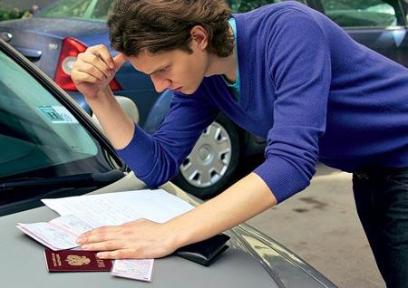 ситуации перерегистрации автомобиля